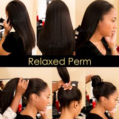 #TransformationTuesday #ONYCHair is so natural looking, one would think it was coming from your scalp!  Get the look of this #ONYCBeauty with Relaxed Perm #hair.  Shop USA Now >>> ONYCHair.com Shop UK Now >>> ONYCHair.uk