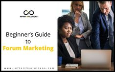 Beginners' Guide to Forum Marketing - Solutions Marketing and Consulting Agency Marketing, Reading, Reading Books