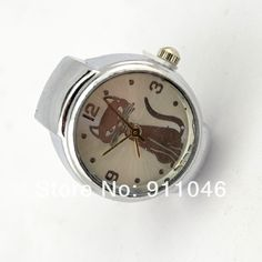 Cheap watch best, Buy Quality watch wholesale directly from China watch 100pcs Suppliers: New ArrivaCut  Cat Ring Watch Wholesale,  Finger Ring Watches,Dress Watch Best Gift Watch 100pcs/lot  for Christmas