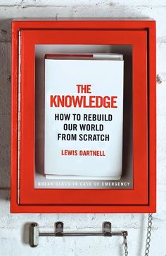 Lewis Dartnell comes to Abingdon on September 4 at The Unicorn Theatre, to tell you how you can rebuild our civilization if the worst should happen...with 'The Knowledge'!