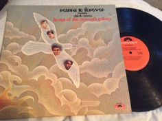 RETURN TO FOREVER,CHICK COREA, Hymn Of The Seventh Galaxy, LP Vinyl, PD 5536 #Hymn
