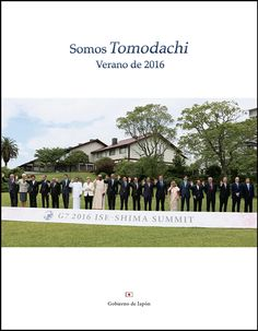 SomosTomodachi Primavera / Verano de 2016
