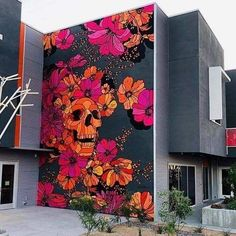 Best Street Art & Graffiti widened your vision - Arte Callejero 2020 Graffiti Designs, Images Graffiti, Seen Graffiti, Graffiti Artwork, Graffiti Wallpaper, Graffiti Painting, Mural Wall Art, Graffiti Cartoons, Graffiti Artists