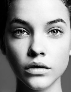 Deadset one of the most beautiful portraits of Barbara Palvin I've ever seen.