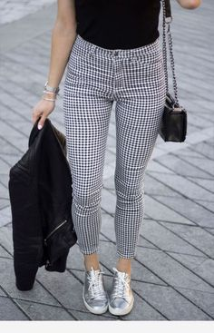How to Wear: The Best Casual Outfit Ideas - Fashion Office Outfits, Fall Outfits, Casual Outfits, Cute Outfits, Work Outfits, Cute Sneaker Outfits, Sneakers Outfit Work, Casual Attire, Business Outfits