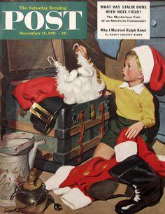 1951 Dick Sargent illustration #RetroReveries