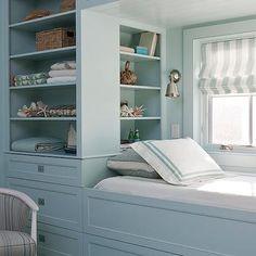 Built In Window Bed