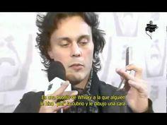 HIM  Ville Valo - Interview ''We Need To Talk'' Mobile Check(Traducido, Subtitulado)