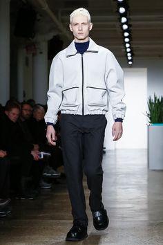 #Menswear #Trends Patrik Ervell Menswear Fall Winter 2015 New York Otoño Invierno #Tendencias #Moda Hombre