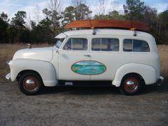 1951 Chevrolet Suburban Carryall ★。☆。JpM ENTERTAINMENT ☆。★。