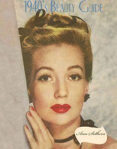 1940s Makeup Tricks - Ladies Home Journal 1944