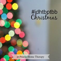 Prairie Home Therapy: The Completely Non-Threatening, Unintimidating Christmas Home Tour* Christmas Home, House Tours, Light Up, Therapy, About Me Blog, Counseling
