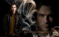 Lost in Ian: 4 New Ian Somerhalder/ Vampire Diaries Wallpapers