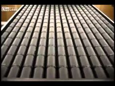 Turning soda cans into solar heating panels! #sustainable #energy #DIY