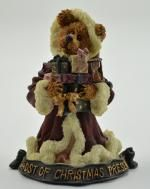 Boyds Bears Resin Figurine - The Ghost of Christmas Present...Its Not Too Late