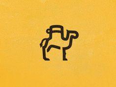 Logo Design: Camels and Dromedaries   Abduzeedo Design Inspiration