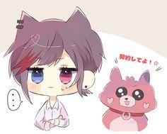Wolf Boy Anime, Twitter