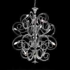 45 best modern murano glass chandelier images on pinterest modern murano glass chandelier large curved glass lighting made of contemporary chandelier aloadofball Images