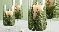 Resultado de imagen para decoracion de mesas de centro de navidad