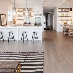 NYC luxury loft living with the @bakesandkropp touch  #bakesandkropp #tribeca #loftapartment #luxuryapartments #luxurykitchen #customcabinetry #newyorkdesigner #newyorkcity #industrial #kitcheninspo #wideangle #picoftheday #photooftheday #apartmentgoals #takeacloserlookatluxury