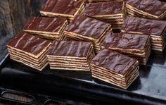 Russian Cakes, Hungarian Recipes, Cake Cookies, Nutella, Sweet Recipes, Cookie Recipes, Food Porn, Muffin, Food And Drink