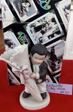 Kim anderson figurines wedding invitations