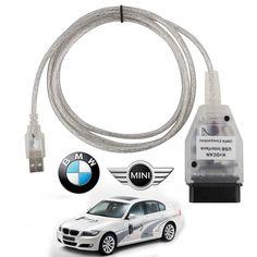 FTDI OBD K + D-Can Diagnostics Cable Car Code Scan Tool BMW Series Mini DIS NCS http://www.amazon.co.uk/FTDI-D-Can-Diagnostics-Cable-Series/dp/B00RGLSRCY/ref=sr_1_147?m=A21YYROF1B22BV&s=merchant-items&ie=UTF8&qid=1428570440&sr=1-147