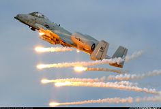 A-10A | Picture of the Fairchild A-10A Thunderbolt II aircraft