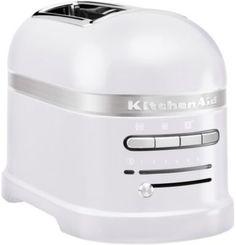 Découvrez l'offre  Grille pain Kitchenaid 5KMT2204EFP Blanc Givré avec Boulanger. Retrait en 1 heure dans nos 131 magasins en France*.