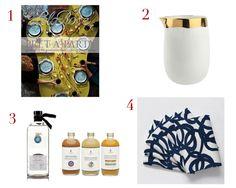 2015 LDV Gift Guide For the Hostess | La Dolce Vita Blog: Interior Design & Decorating Ideas and Inspiration