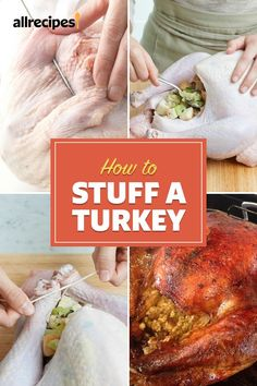 """How to Stuff a Turkey 