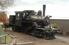Climax 1653 of 1923, Tasmanian Transport Museum.
