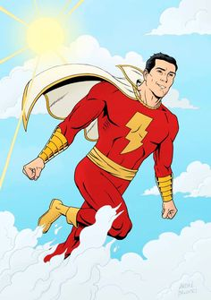 DeviantArt - Discover The Largest Online Art Gallery and Community Captain Marvel Shazam, Online Art Gallery, Comic Art, Dc Comics, Community, Artist, Artwork, Fictional Characters, Work Of Art