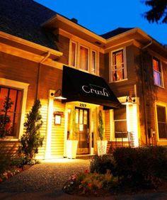 Crush, #Seattle | Chef Jason Wilson | James Beard Award