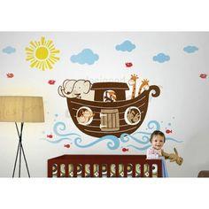 Noah's ark nursery