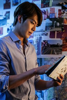 Kim Woo Bin | The Technicians