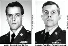 Brave Delta Force soldiers killed saving the life of another.