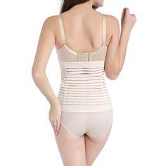 Black, L certainPL Women Body Shaper Butt Lifter High Waist Tummy Control Seamless Padded Panties