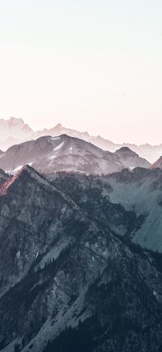 mt12-mountain-layer-view-nature-top-green via http://iPhoneXpapers.com - Wallpapers for iPhone X