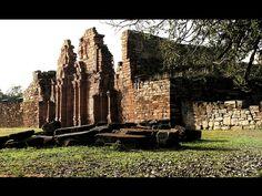 Ruinas Jesuiticas  de San Ignacio    San Ignacio - Misiones Patrimonio cultural Argentina