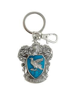 Harry Potter Ravenclaw Crest Metal Key Chain | Hot Topic