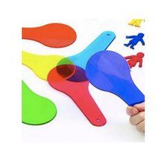 Spatels - https://www.credu.nl/product/transparante-spatels-kleur/