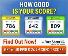 A free annual credit report is a must see once an year. You also want to see your credit scores as well from Equifax, TransUnion, and Experian. Annualcreditreport.com and your 3 credit scores would complete the financial picture.