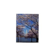 Cherry blossom in Washington DC Puzzle $25.95