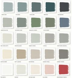 "Magnolia Market paint colors... Furniture in ""Weekend"" walls in ""Wedding Band"""
