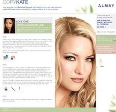 Celebrity Makeup Breakdown: Kate Hudson's Smoky Eye Makeup In Something Borrowed on http://makeupforlife.net