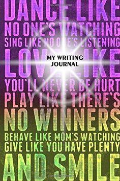 My Writing Journal, http://www.amazon.com/dp/1535467630/ref=cm_sw_r_pi_awdm_x_ijxPxbAB2PFK2