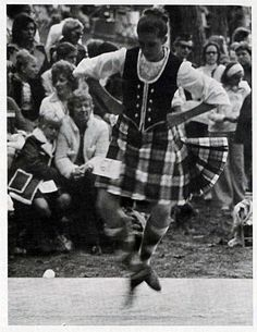 Stone Mountain Highland Games Program Archives 1976.