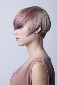 Graphic seamless pearl blonde