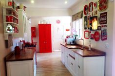 Swedish Style kitchen in Kloof